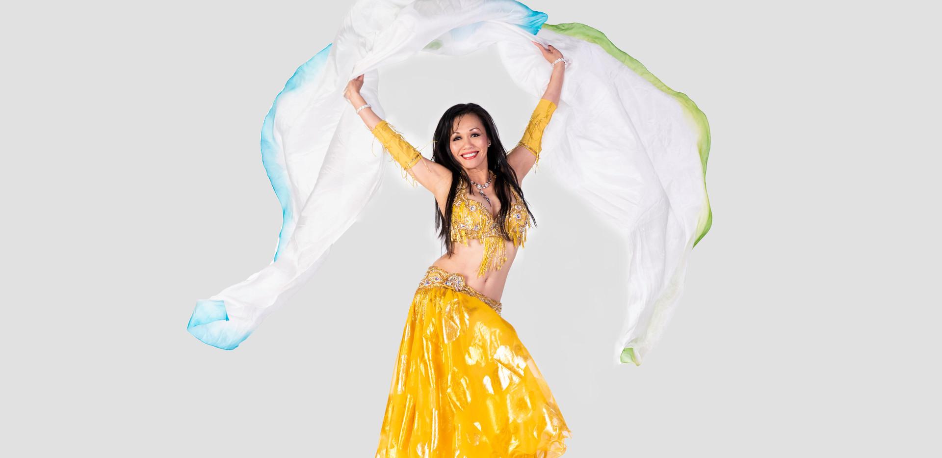 Kimmy, Delkash Dance Company