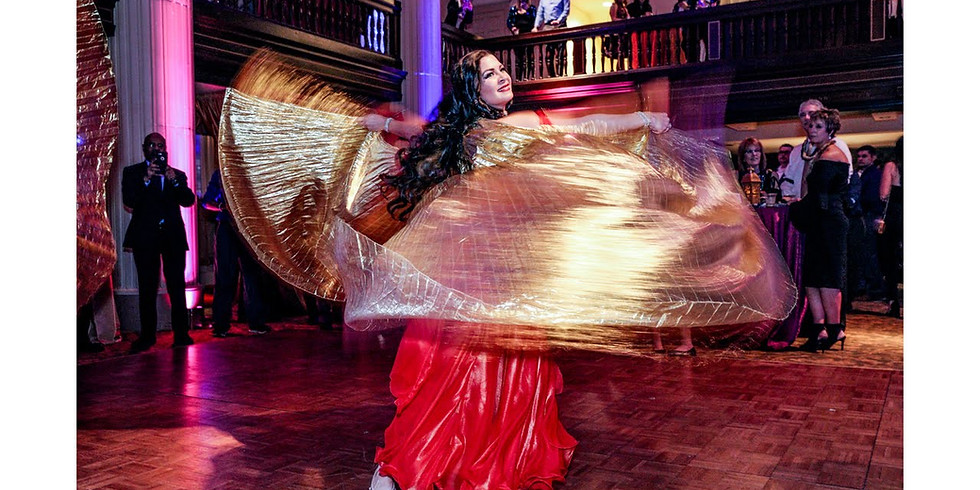 'BellyDance Nights' Hosted by Shiraz Grille