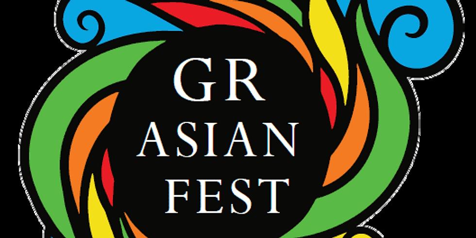 Asian-Pacific Festival Performance - Delkash & Allspice Dancers