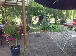 Hof und Garten