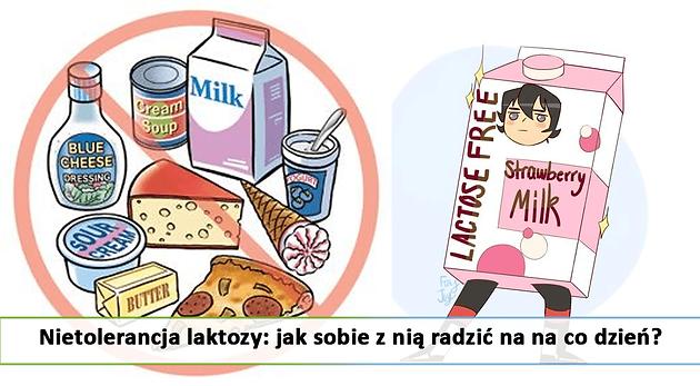 Nietolerancja Laktozy Jak Rozpoznac I Czego Unikac
