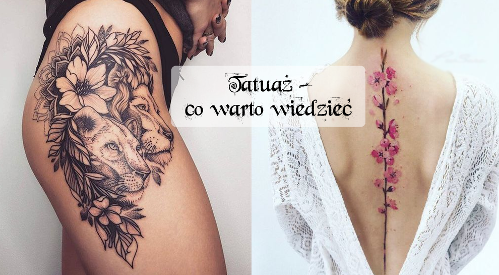 Jak Dbać O Tatuaż Czego Unikać Przed I Po Zrobieniu Tatuażu