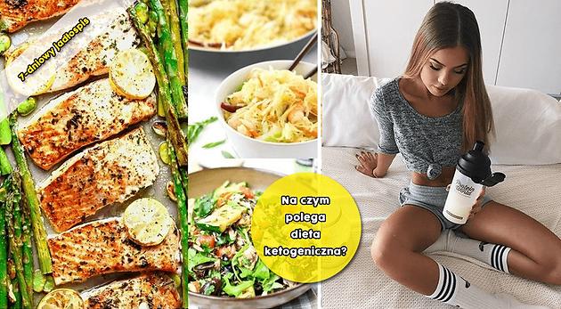 Dieta Ketogeniczna Na Czym Polega 7 Dniowy Jadlospis