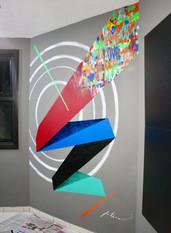Residential Mural, 2020