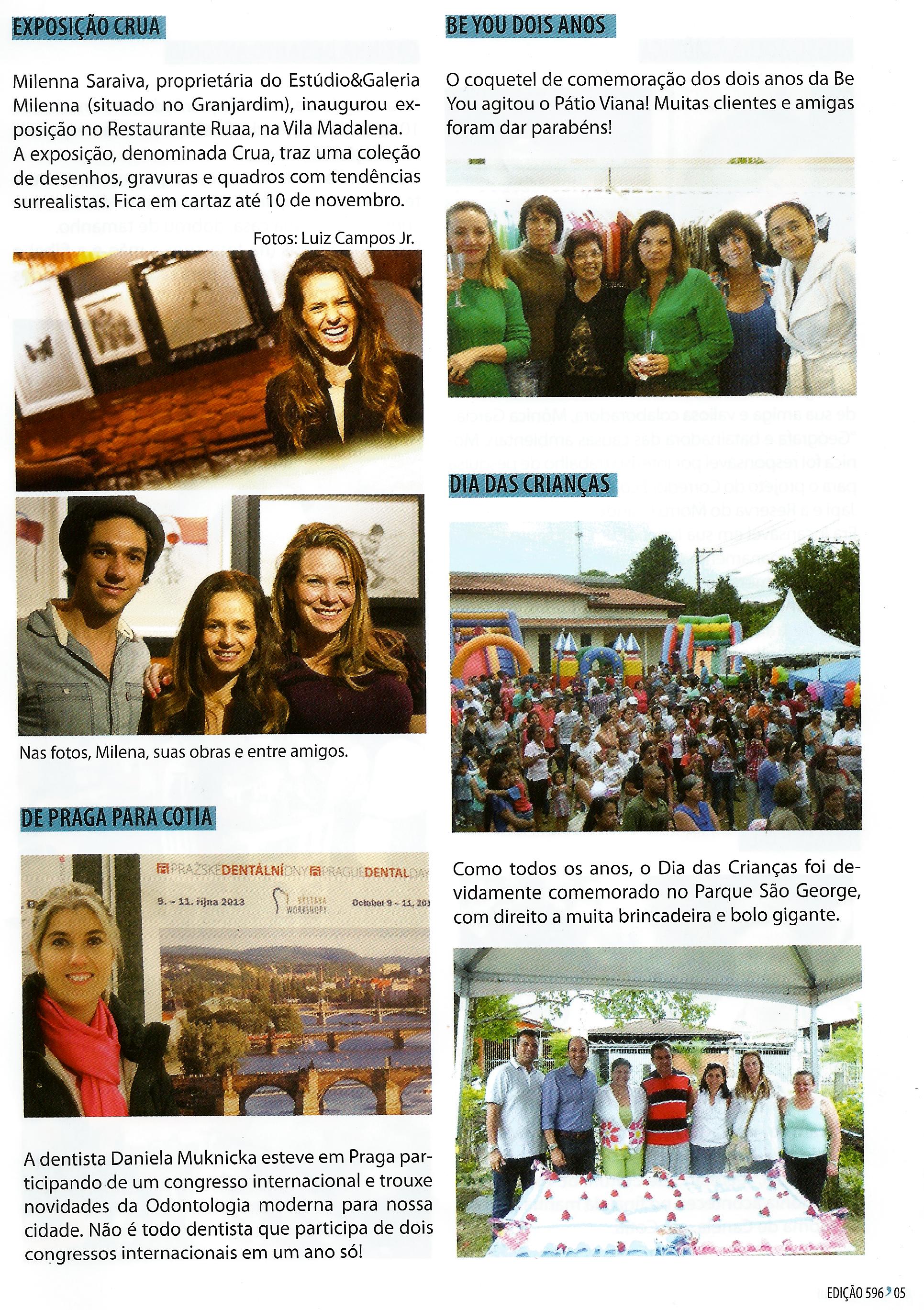 Expo Crua no Jornal d'Aqui