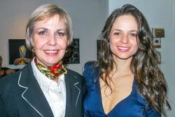 Monica Aranha e Milenna Saraiva