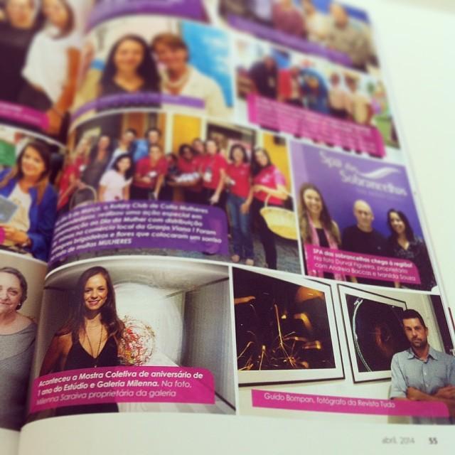 Revista Tudo - Abril 2014