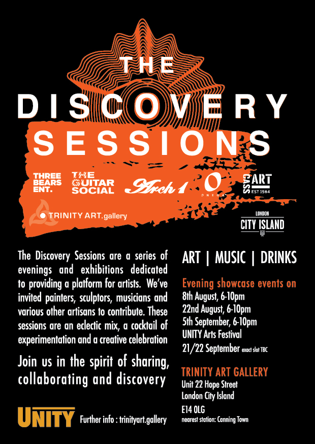 Discovery Sessions invite