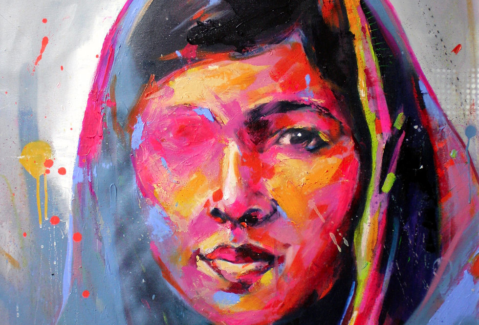 Malala, 2019