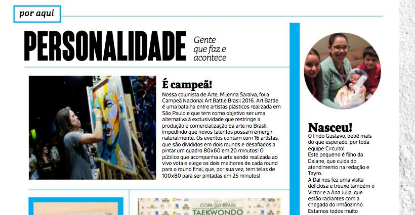 Revista Circuito - Dez/2016