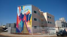 Corporative mural, 2016