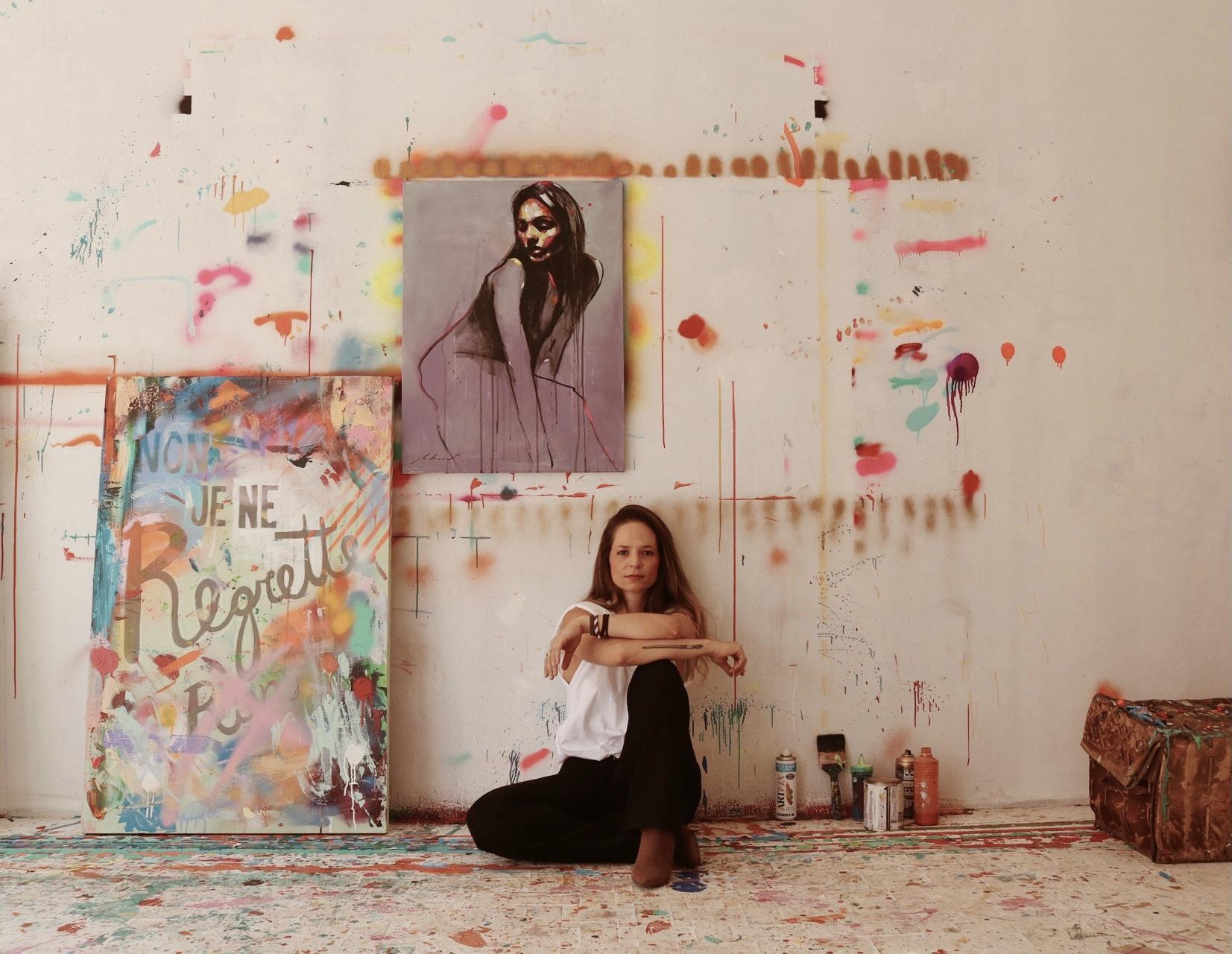 Milenna Saraiva + Casai