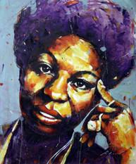 Nina Simone IV, 2021