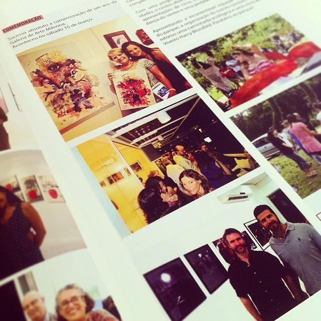 Revista Jornal D'Aqui - Abril 2014