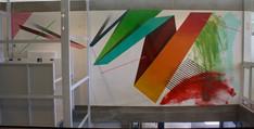 Corporative mural, 2020