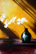 Três Meses, Seis Orquídeas, 2020