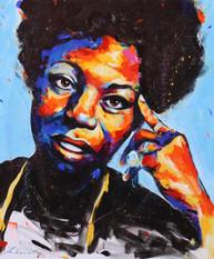 Nina Simone III, 2021