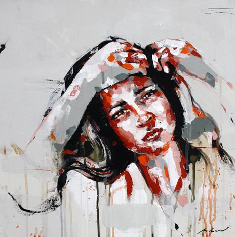 333 (Self-portrait), 2016