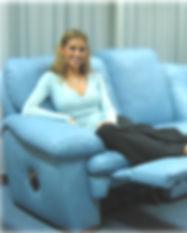 program pomočnikov gibalno ovirane osebe sedežna garnitura