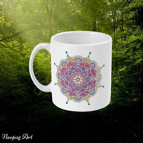 neopog art mandala mug