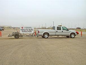 Evaluador de Tracción de Llanta (Tire Traction Tester) | Dynatest