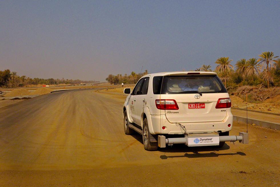 Road Surface Profiler (RSP) Mk - IV