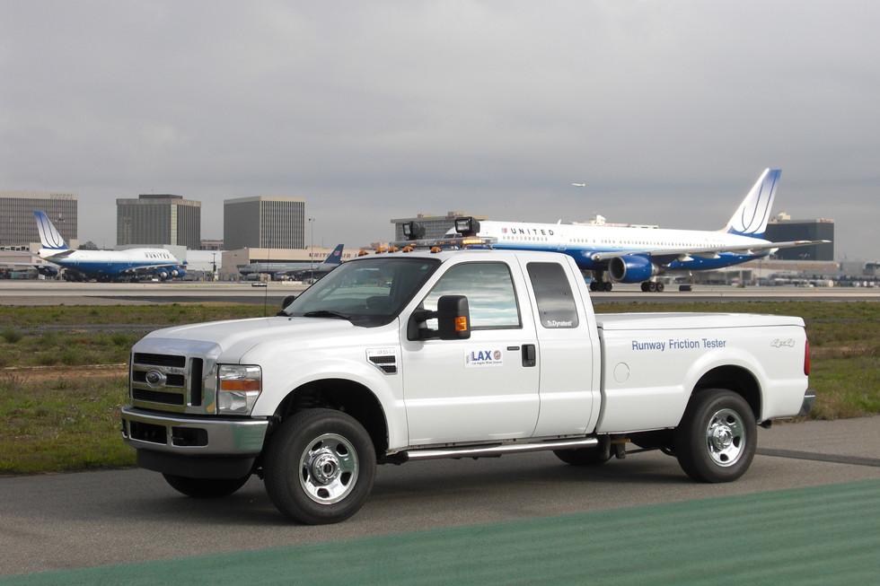 Runway Friction Tester (RFT)