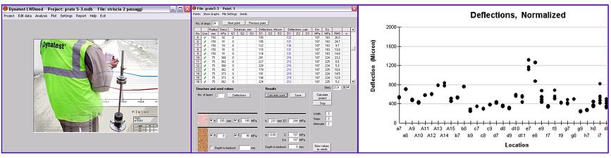 LWDmod Software para Analizar Pavimentos   Dynatest
