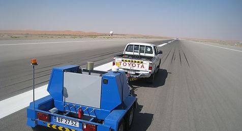 testing Al Ain airport, UAE farzad Nov 2
