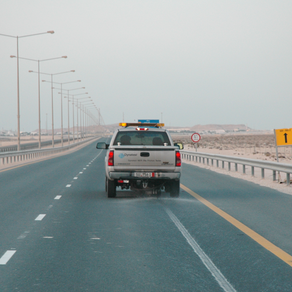 Qatar, Friction Pavement Testing