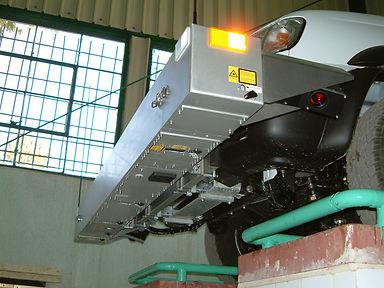 Calibration for Pavement Analysis Equipment
