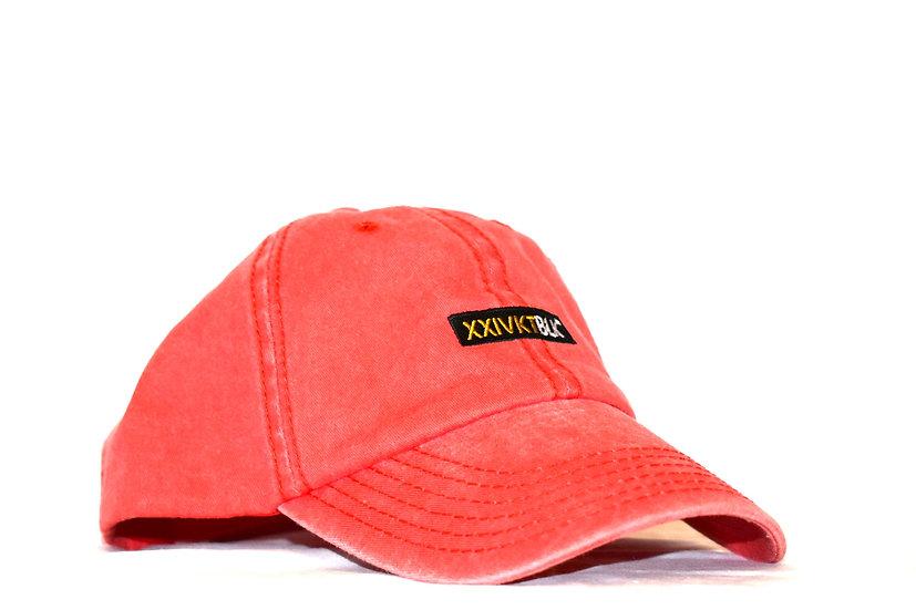 Dad hat - Red