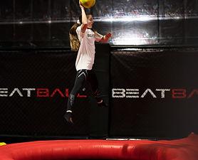 Beatball develops agility