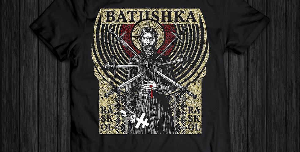 Camiseta Batushka Rasckol