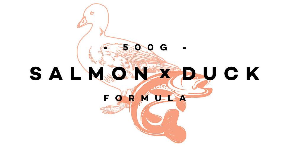 500g - Salmon x Duck Formula (Carnivore)