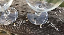 Wine Glass Charms