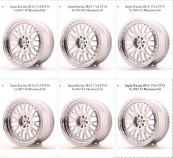 JR10 Wheels