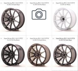 JR11 Wheels