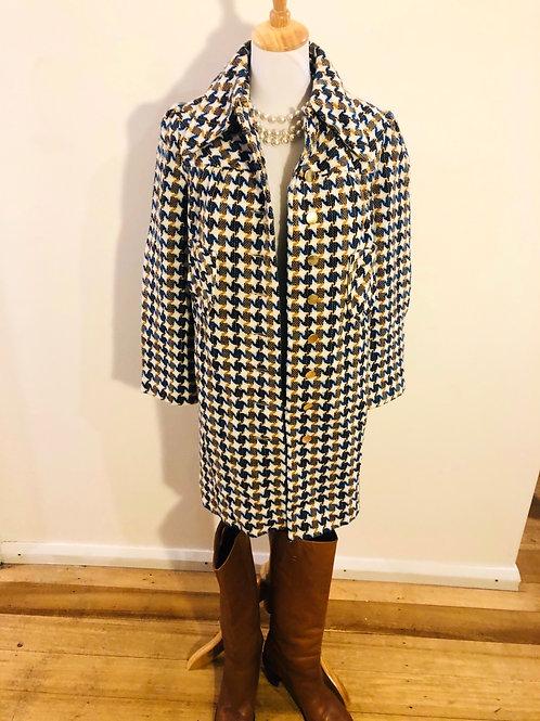 Vintage 1960's wool 𝘼𝙪𝙨𝙩𝙧𝙖𝙡𝙞𝙖𝙣 jacket