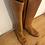 Thumbnail: Rare vintage 1970's boho brazillan tan boots