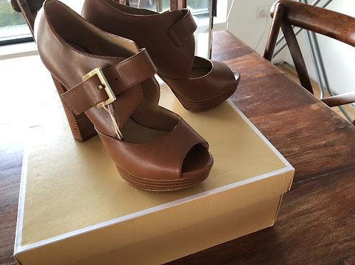 Michael Kors vintage style heels