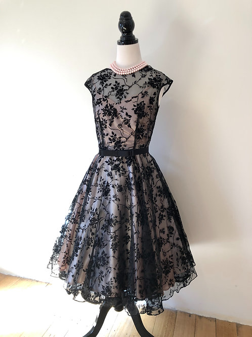 Mulberry street vintage Abigail evening frock
