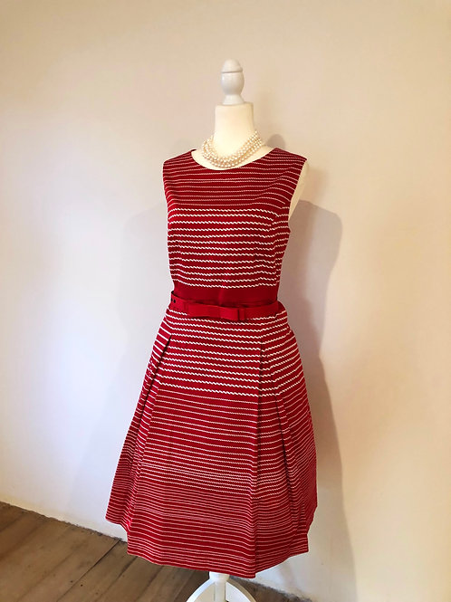 Trent resort 1950's nautical style cotton frock