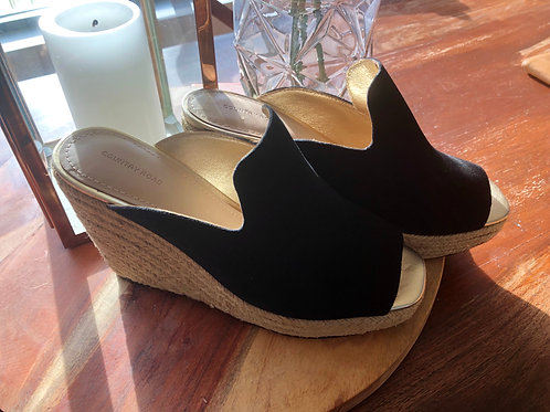 Country Road brand new wedge espadrilles