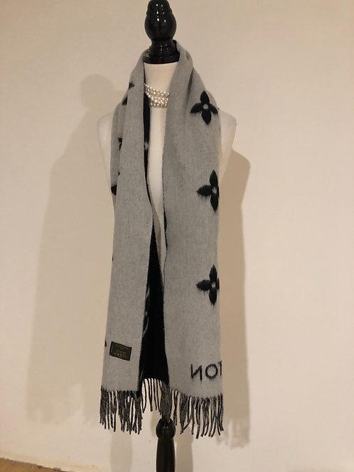 Louis Vuitton cashmere scarf