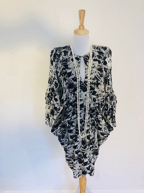 Designer Willow silk dress