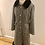 Thumbnail: Amazing rare Vintage 1950's wool coat