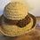 Thumbnail: Vintage handmade Raffer hat