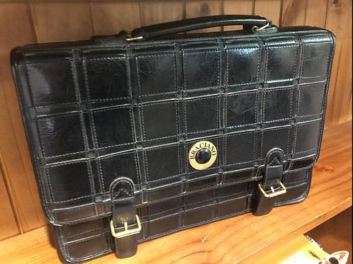 Vintage Italian satchel