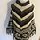 Thumbnail: Vintage 1970's vintage alpaca wool poncho